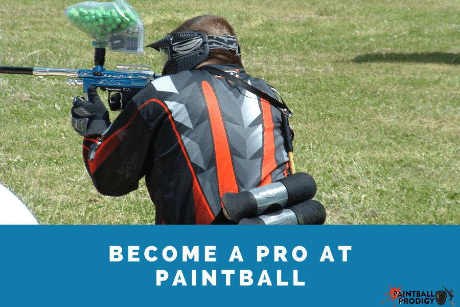 this is how you become pro at paintball