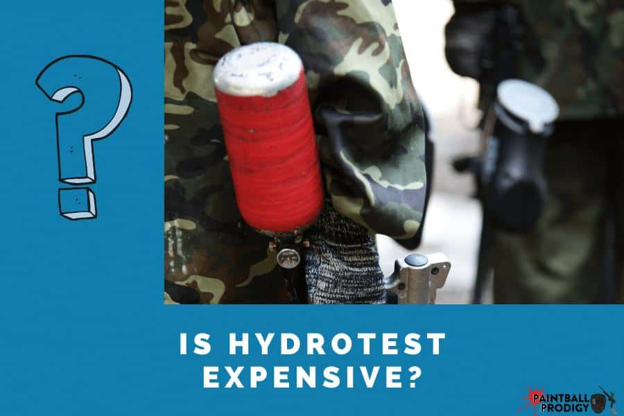 hydrotest will not cost you a lot of money.